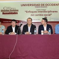 UNIVERSIDAD DE OCCIDENTE: 4TO CONGRESO DE CIENCIAS SOCIALES Y HUMANIDADES