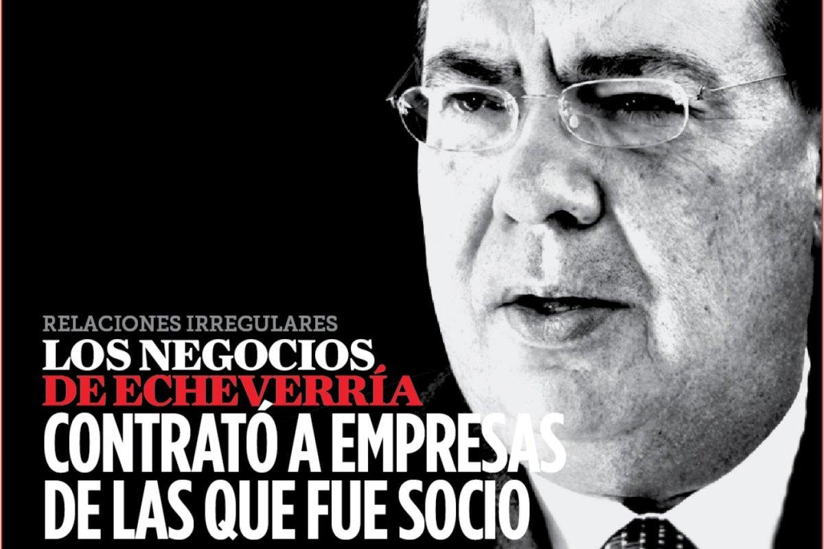 La corrupción de Ernesto Echeverría en Salud de Sinaloa